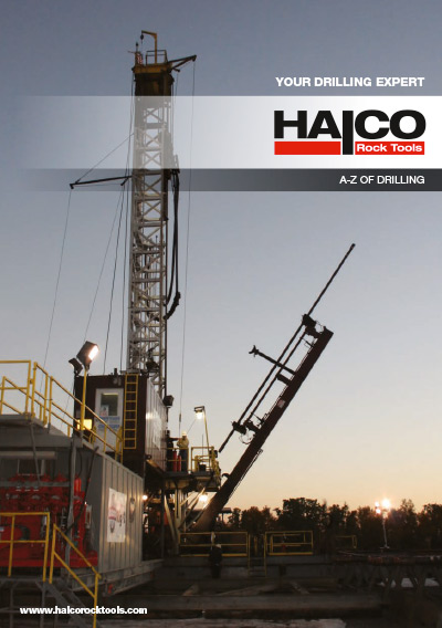 Halco A-Z of Drilling